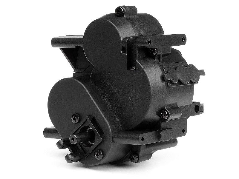 Náhľad produktu - Třístupňová převodovka, SAVAGE X