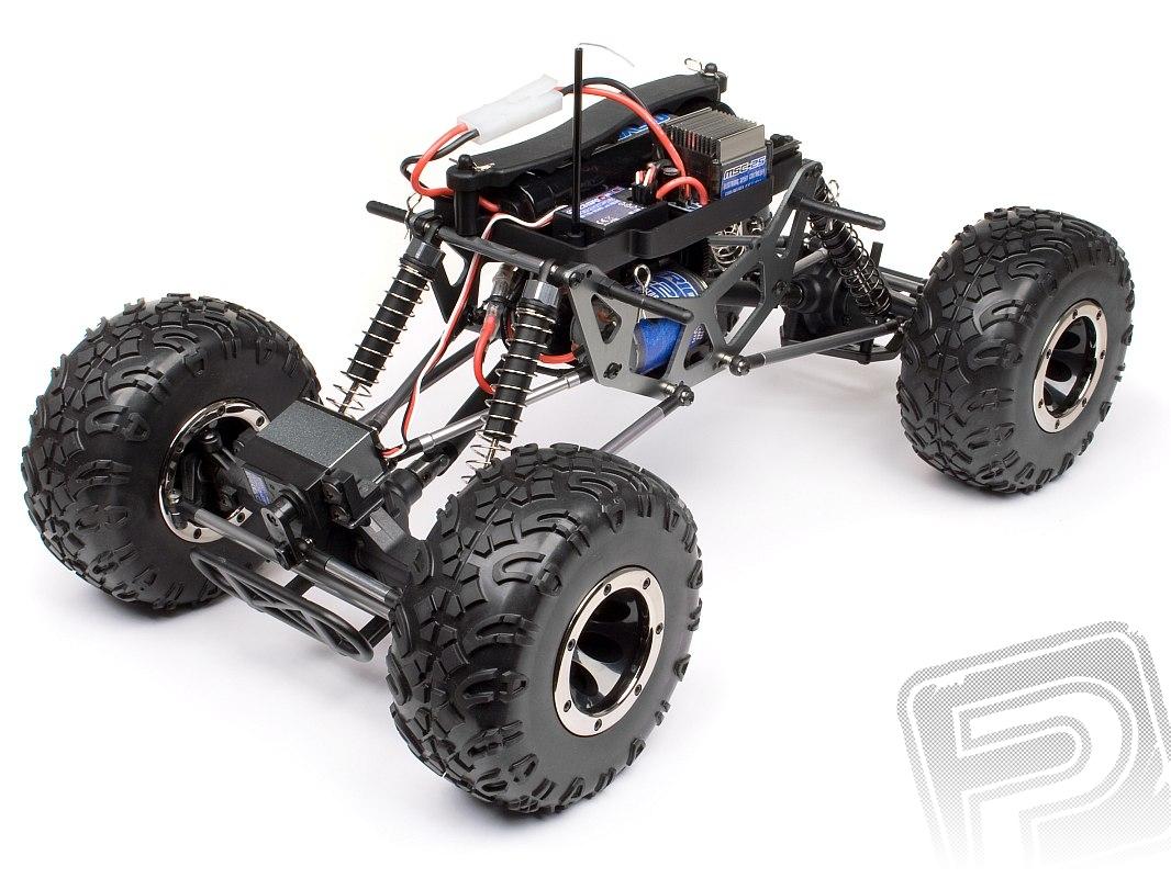 Scout Rock Crawler RTR s 2,4GHz RC soupravou