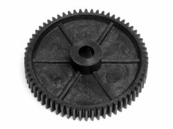 Náhľad produktu - Kolo stálého převodu 64zubů (0,6 modul)