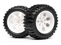 MT gumy na bielych diskoch 2 ks