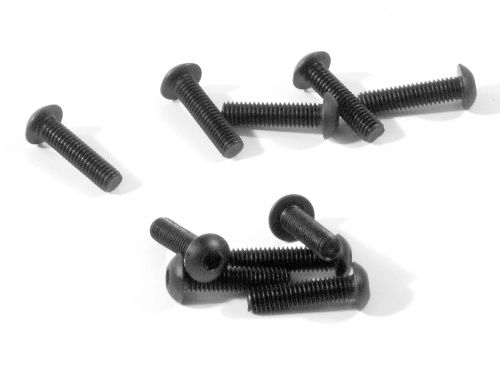 Náhľad produktu - Šroub imbus M3x12mm 10ks