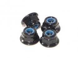 Lock nut, large-M4 (4 pcs)