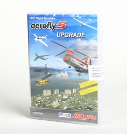 Aerofly V5 pro Windows - Upgrade z AFPD na Aerofly 5