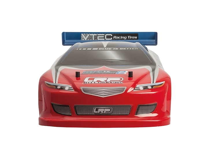 LRP S10 Blast TC 2 RTR - 1/10 2,4GHz RC