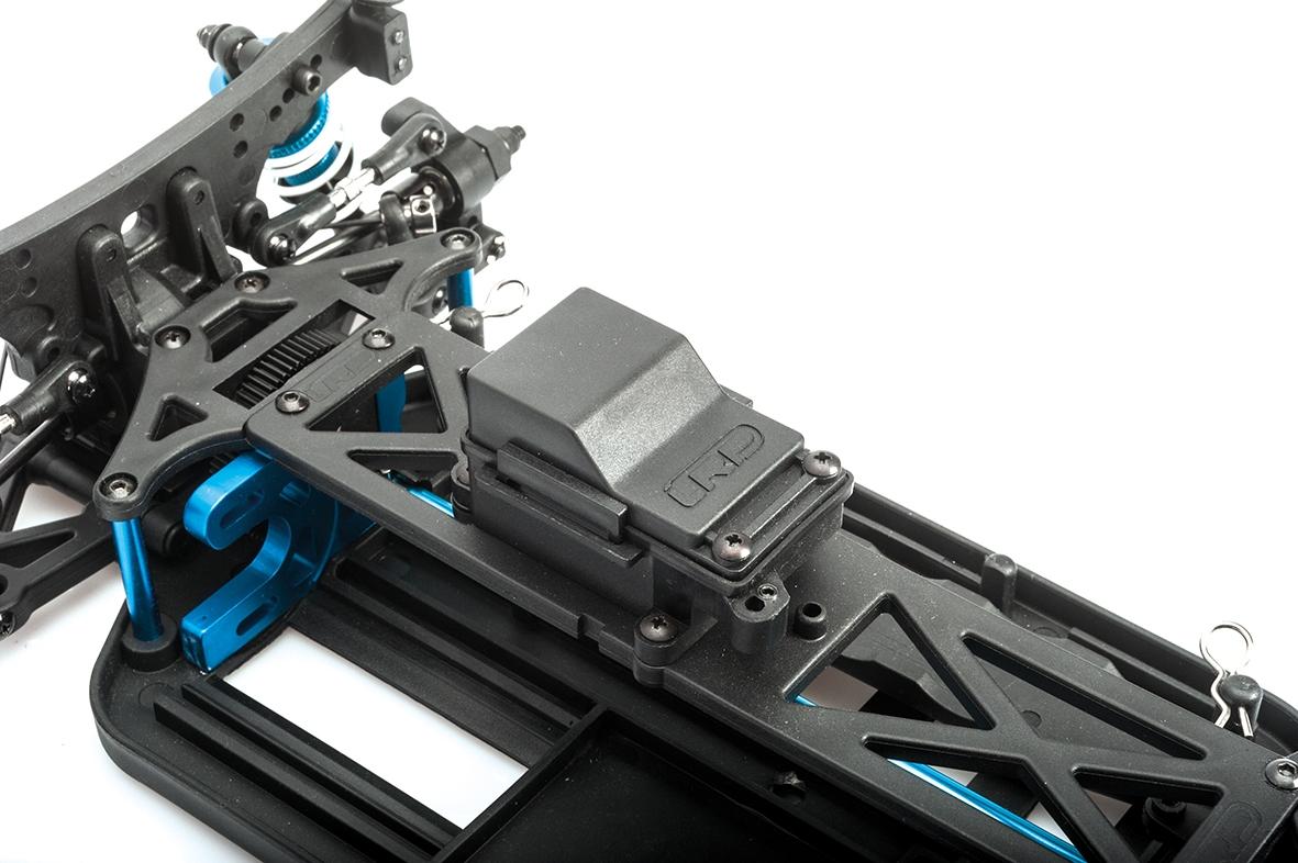 LRP S10 Blast TC 2 RTR - 1/10 Brushless 2,4GHz RC