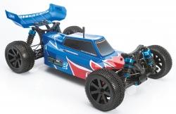 LRP S10 Blast BX 2 RTR - 1/10 Buggy s 2,4GHz RC súpravou