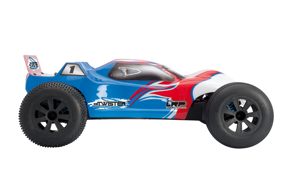 LRP S10 Twister Truggy RTR - 1/10 Electric 2WD s 2,4GHz RC