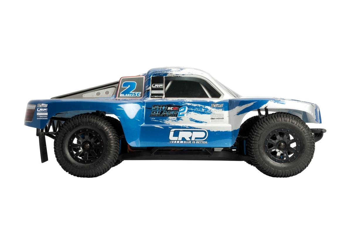 LRP S10 Blast SC 2 BRUSHLESS 2 RTR - 1/10 Short Course Truck s 2,4GHz RC soupravou