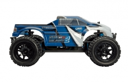 LRP S10 Blast MT BRUSHLESS 2 RTR - 1/10 Monster Truck s 2,4GHz RC soupravou