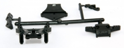 The front part of the chassis - S10 Twister - 1/10 2WD Buggy