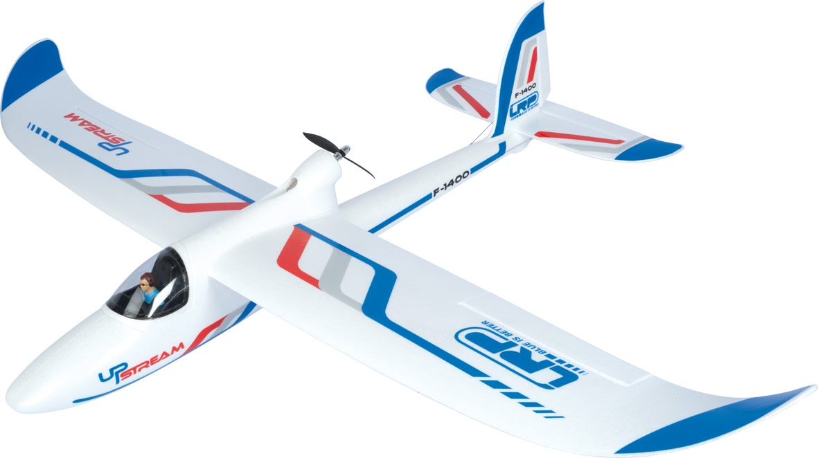 LRP - F-1400 UpStream letadlo ARF