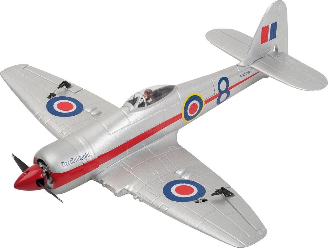 LRP - F-600 Sea Fury Speedbird ARF
