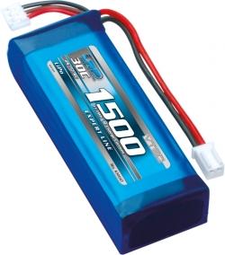 Produkt anzeigen - VTEC Expert Line 1500mAh - 2S1P - 7.4V - 30C LiPo SP