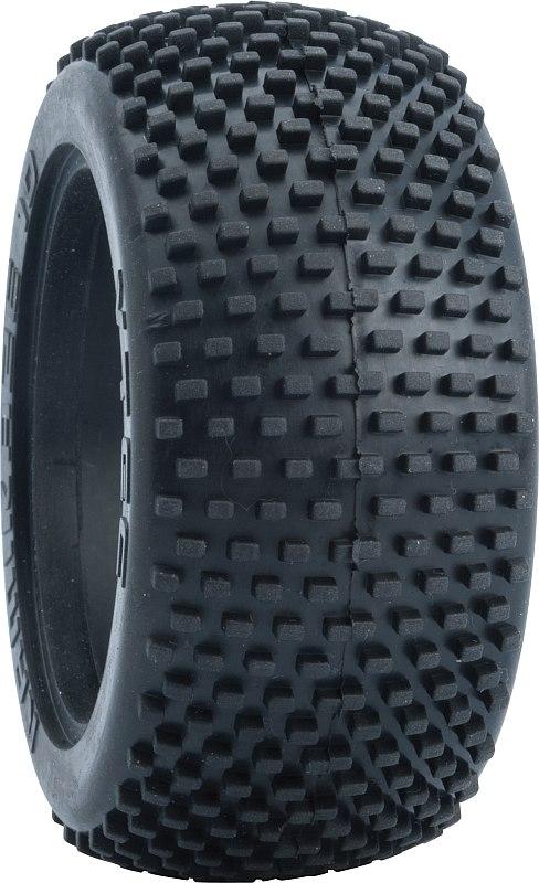 Náhľad produktu - VTEC Kamikaze 4WD zadní gumy včetně vložky - 1/10 Buggy J-směs