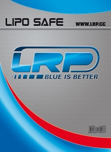 LRP - LiPo SAFE protective bag for LiPo packs - 23x30cm