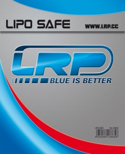 LRP - LiPo SAFE protective bag for LiPo packs - 18x22cm