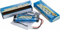 Power Pack 3000 mAh 7,2 V NiMH Stickpack