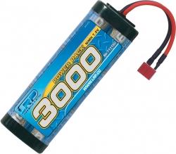 Power Pack 3000 mAh 7,2 V NiMH Stickpack - US