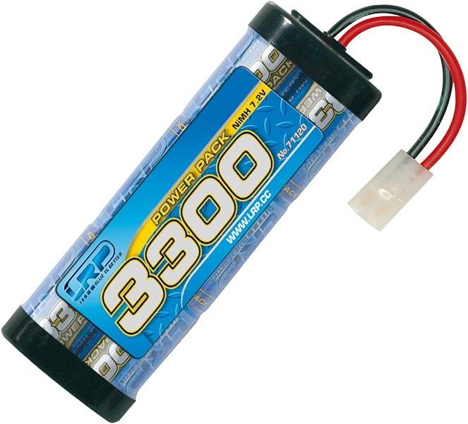Náhľad produktu - Power Pack 3300 mAh 7,2 V NiMH Stickpack