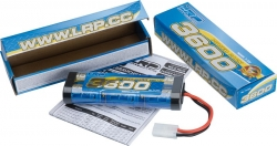 Power Pack 3600 mAh 7,2V NiMH Stickpack
