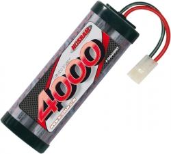 Nosram Power pack 4000 mAh 7,2 V NiMH StickPack