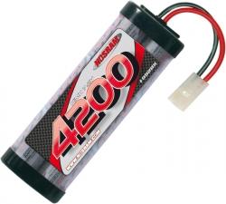 Náhľad produktu - Nosram Power pack 4200mAh 7.2V NiMH StickPack