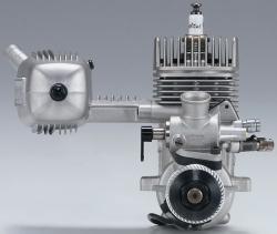 OS MAX GT-15 AIR s tlumičem E-4040