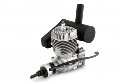OS MAX GT-22 Schalldämpfer einschließlich E-5040