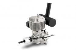 OS MAX GT-60 Schalldämpfer einschließlich E-6020