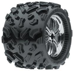 Pneu Monster Truck (40 Series) All Terrain Tires (2 ks) T-Maxx, Savage atď.