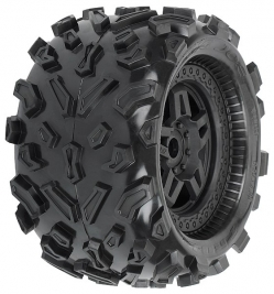 Big Joe 3.8 ″(40 Series) gum stuck to the Tech 5 black discs