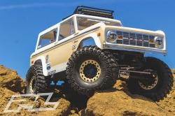 Karoserie čirá Ford Bronco 1973