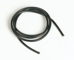 View Product - Silikonový kabel 3,3qmm, 12AWG, 1metr, černý