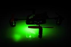 Micro Q4 Microcopter (Silver)
