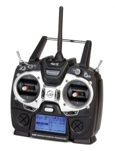 MZ-12 2,4GHz HOTT RC samotný vysílač