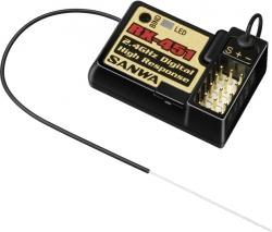 FHSS-3 RX-451 4k přijímač