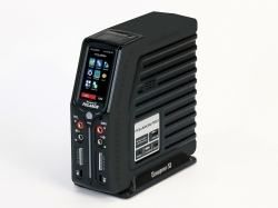 View Product - GRAUPNER - POLARON PRO - Charger (Black Version)
