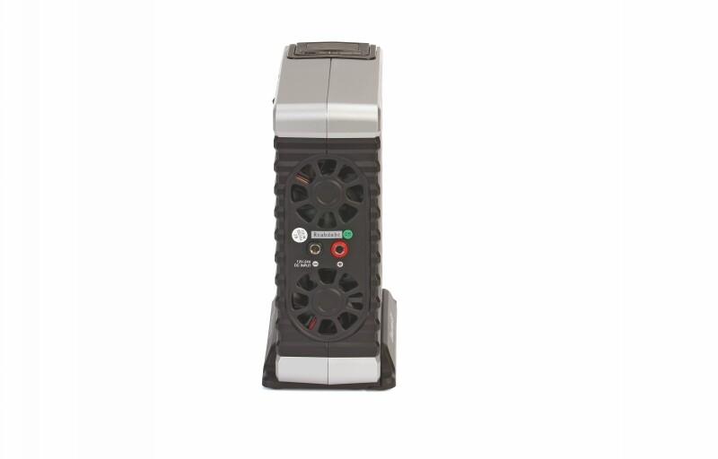 POLARON EX nabiječ (stříbrná verze) 2x 400W