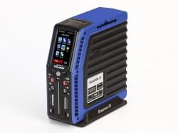 Náhled produktu - GRAUPNER - POLARON EX nabiječ (modrá verze)