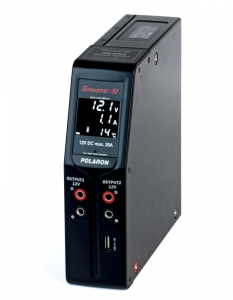 View Product - GRAUPNER - POLARON 25Amp. stabilized power supply