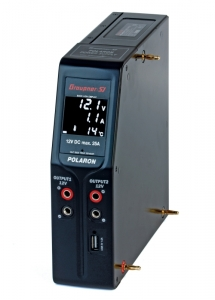 GRAUPNER - POLARON 25Amp. stabilized power supply