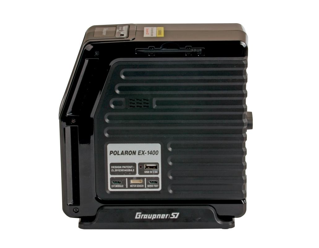 POLARON EX 1400W nabiječ (stříbrná verze)