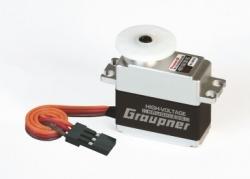 View Product - Graupner HBM 660 BB MG HiVolt DIGITAL