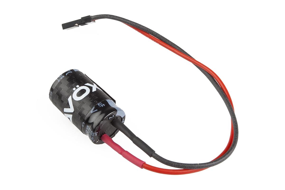 Náhľad produktu - Rx - Kondenzátor PC-01