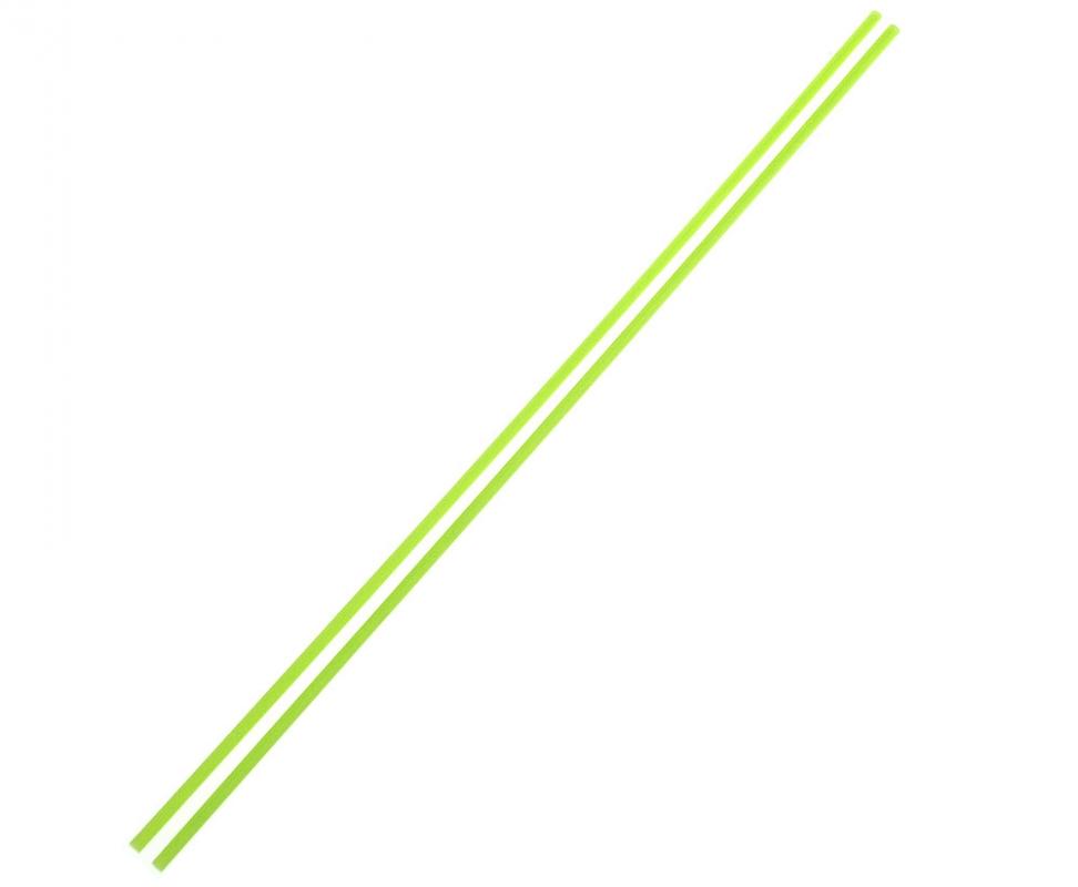 Anténové trubičky RC AUTA 2 ks. - zelené