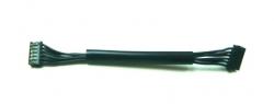 Produkt anzeigen - Senzorový kabel černý, HighFlex 70mm