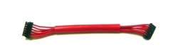 View Product - Senzorový kabel červený, HighFlex 70mm