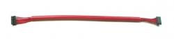 Náhled produktu - Senzorový kabel červený, HighFlex 150mm
