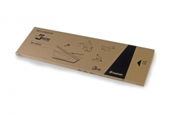 Deska Graupner Vector Boards 1000×300×3,0 mm (10 ks)