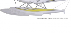 Husky 1800S: Plováky
